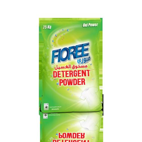 FIOREE DETERGENT POWDER 25 KG AUTOMATIC (1 PACK)